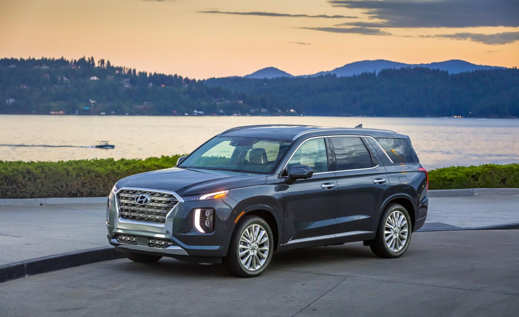 Model Price Of 2022 Hyundai Palisade