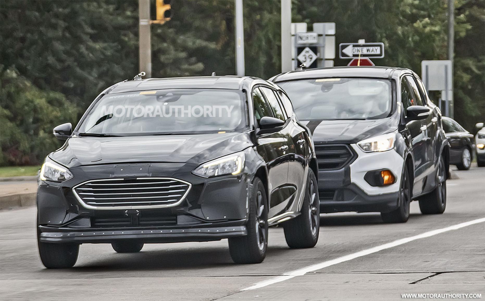 History Spy Shots Ford Fusion