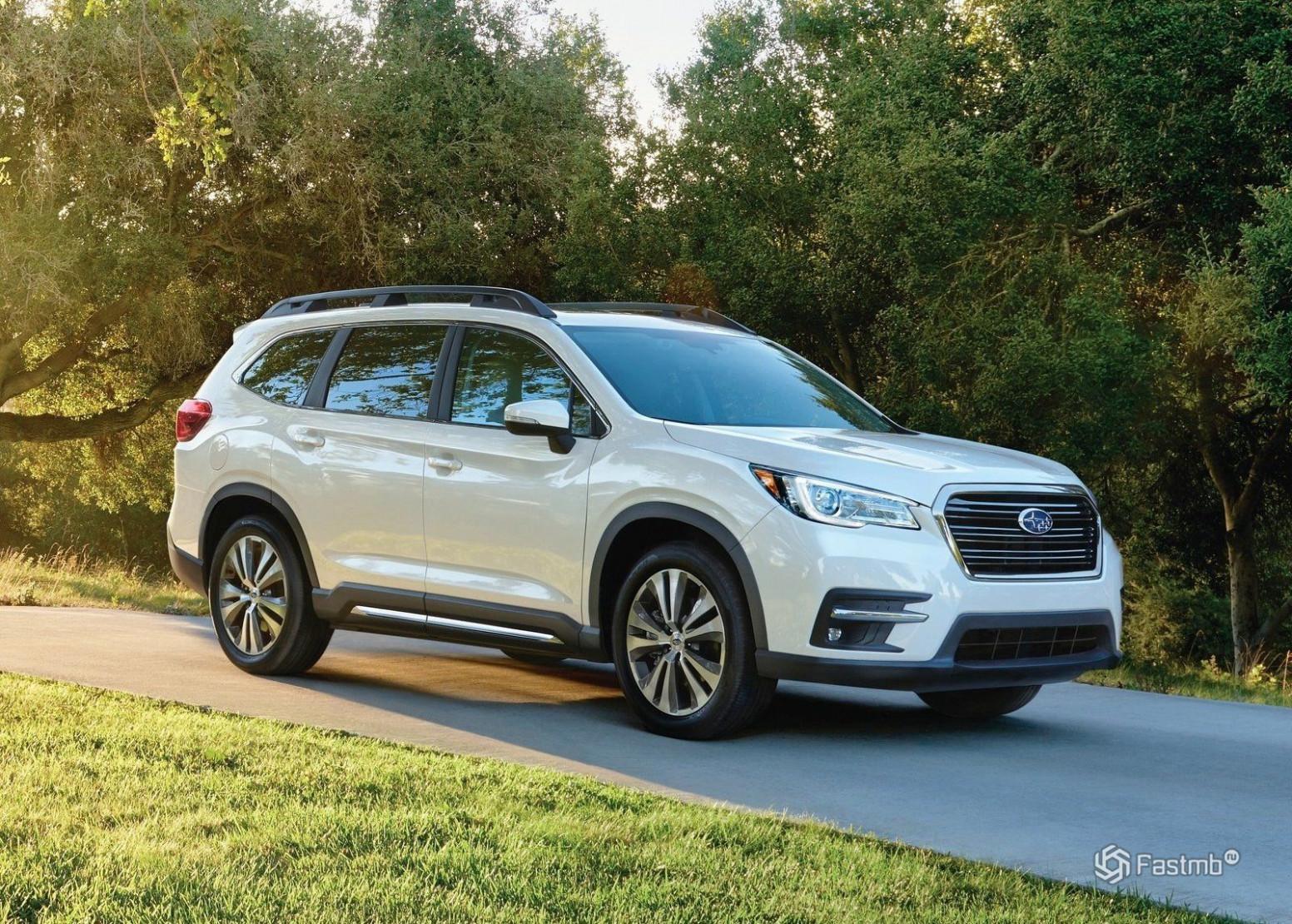 New Model and Performance Subaru Ascent 2022