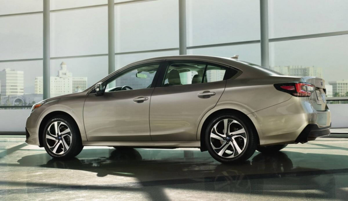Speed Test Subaru Legacy Gt 2022