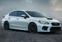 Interior Subaru Legacy Gt 2022