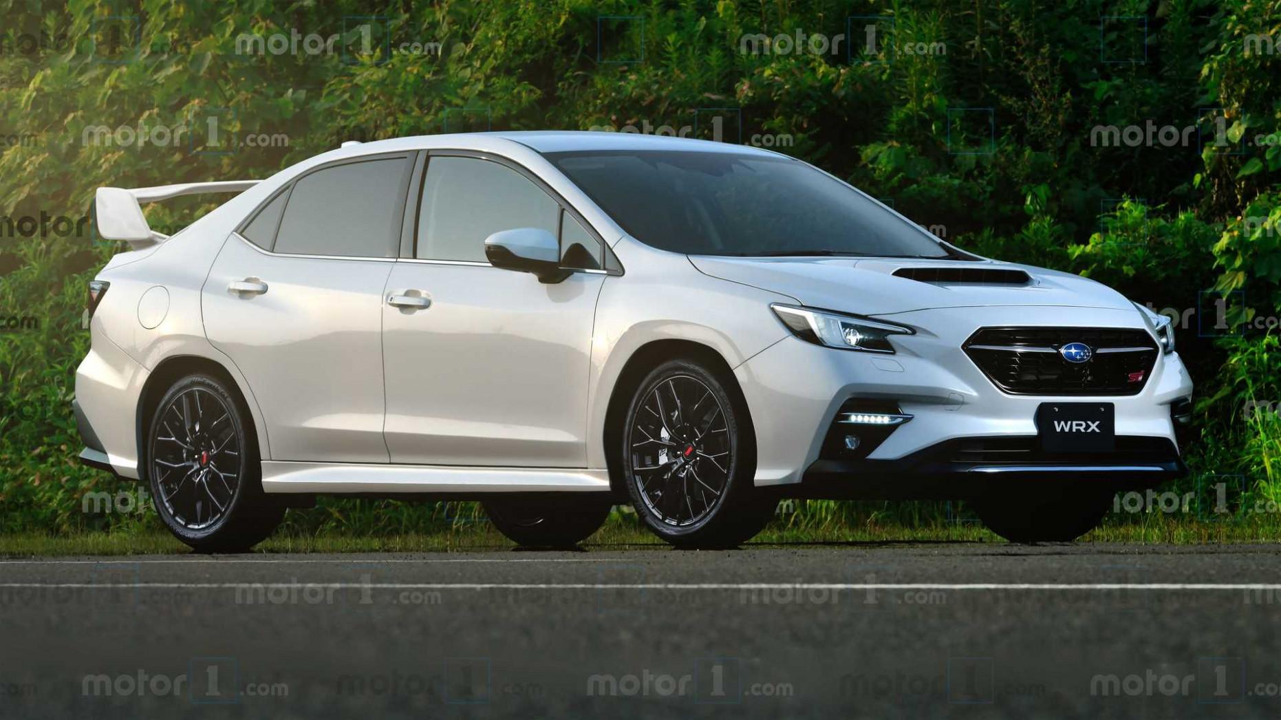 Concept Subaru Wrx 2022 Redesign