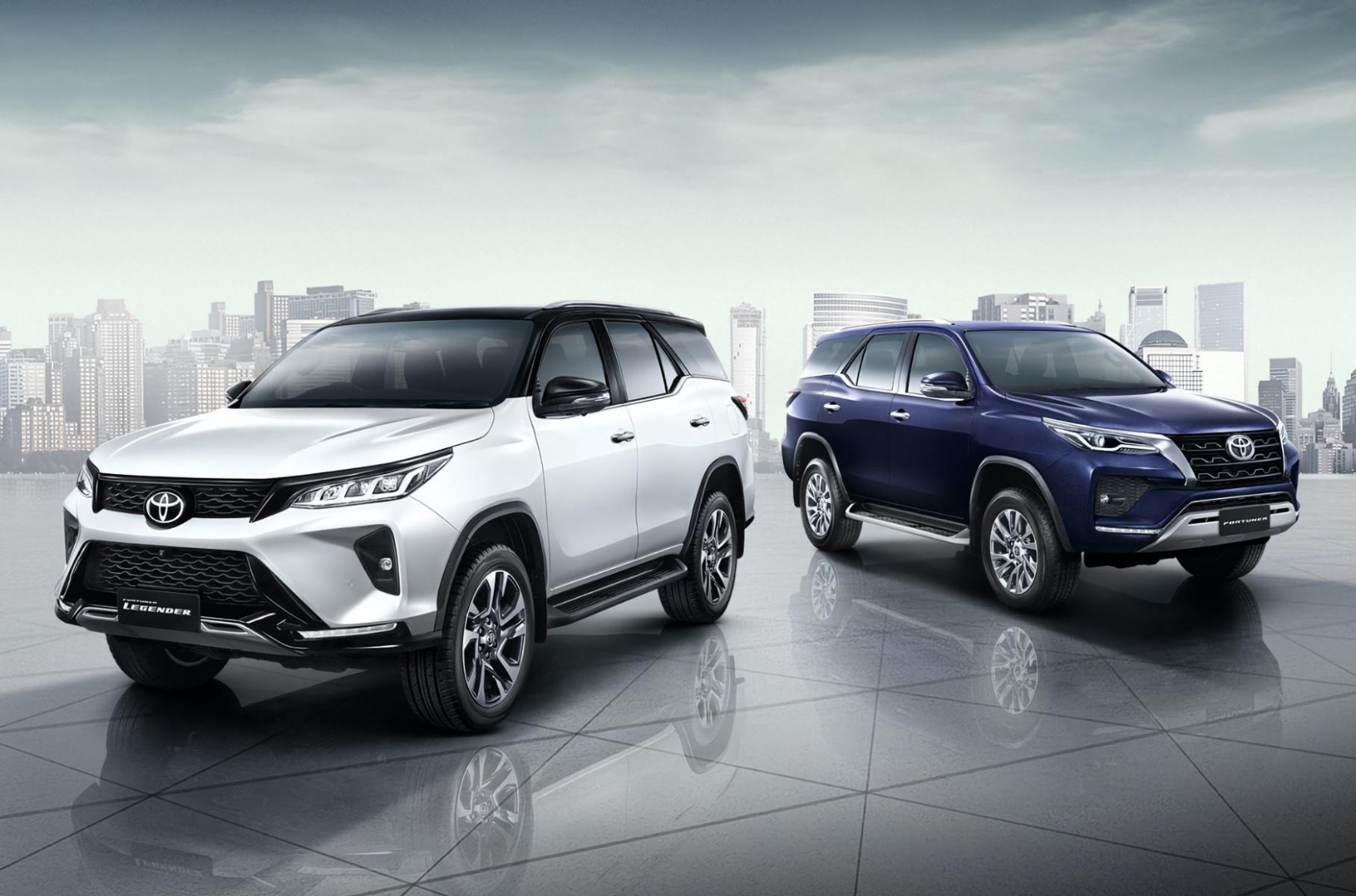 New Concept Toyota Fortuner 2022 Model
