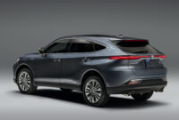 performance and new engine toyota harrier 2022
