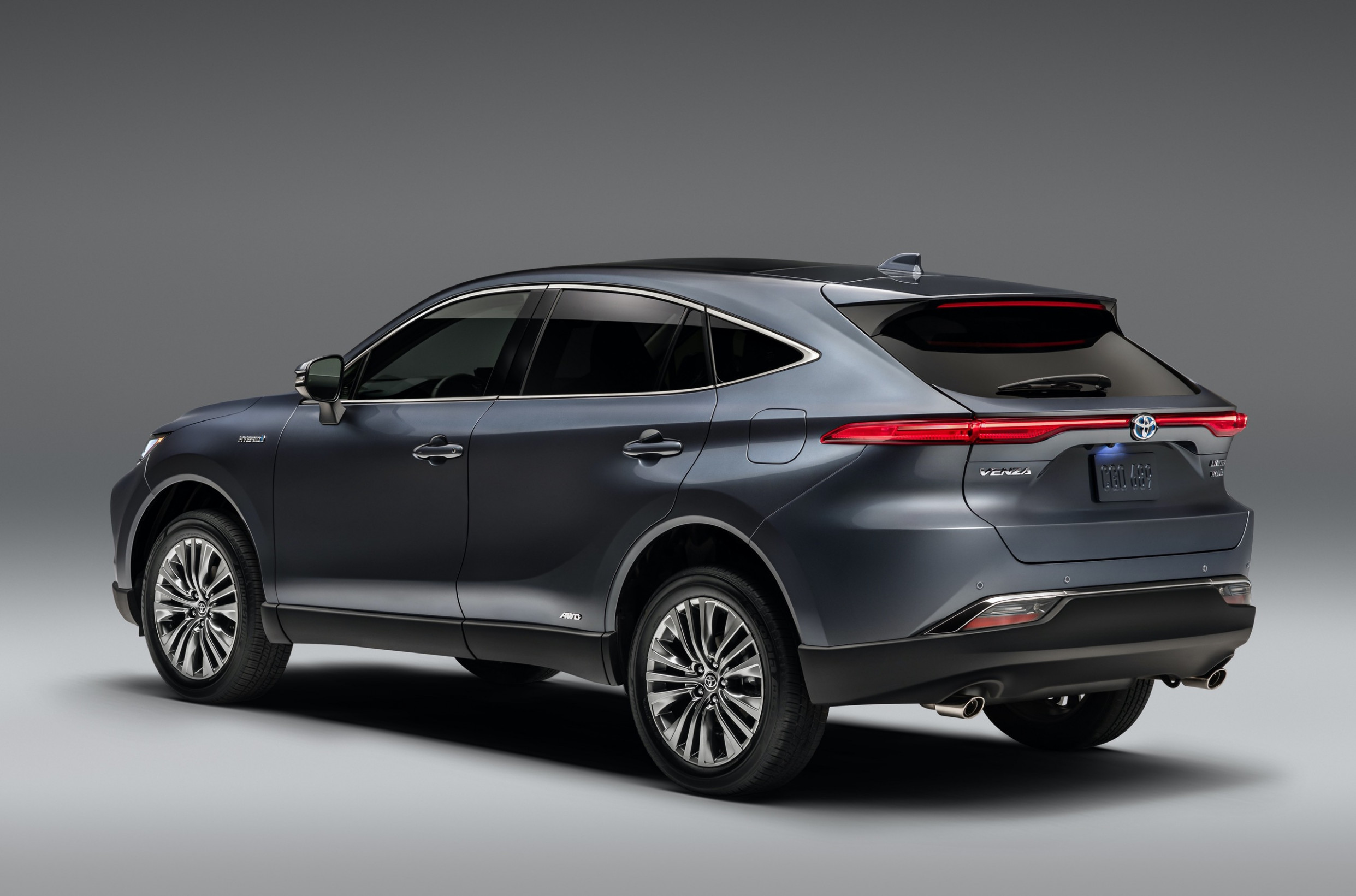 Specs and Review Toyota Harrier 2022