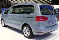 performance and new engine volkswagen sharan 2022