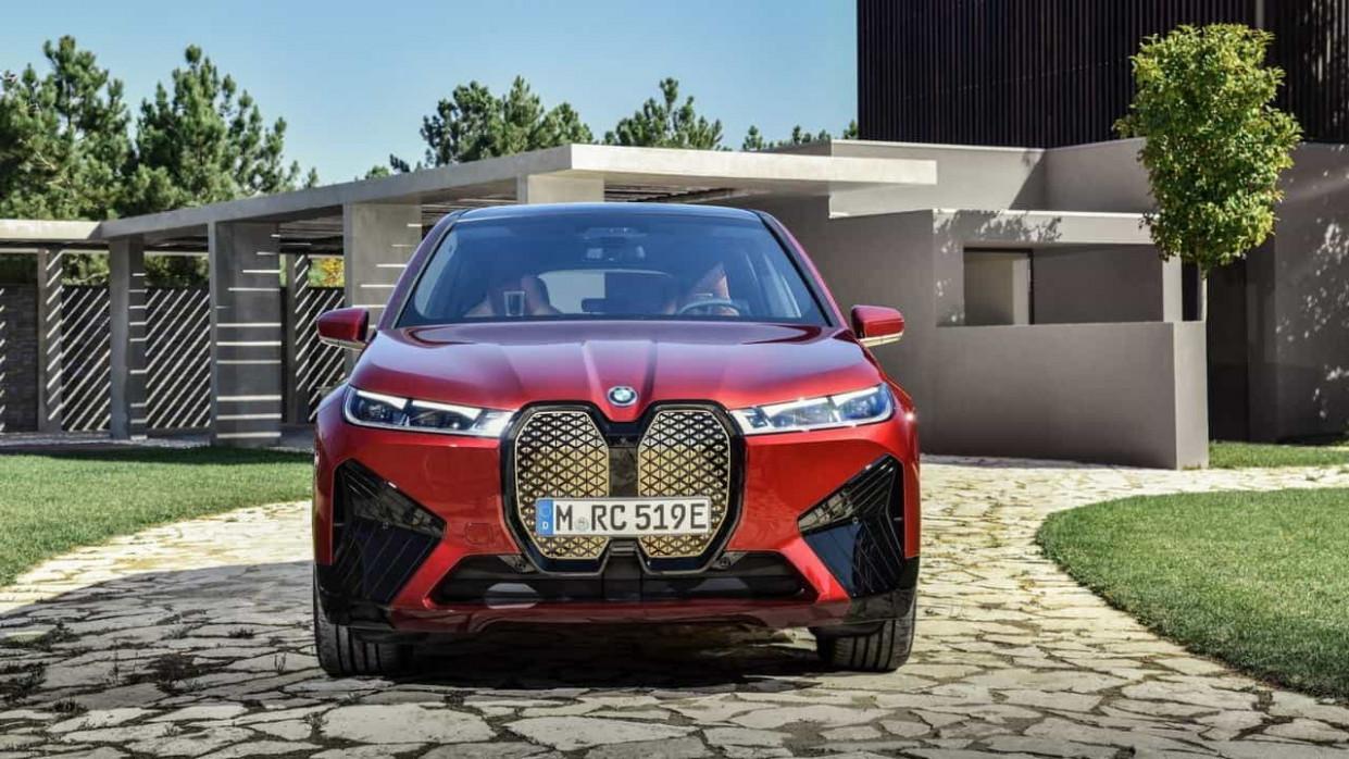 Exterior BMW Edrive 2022