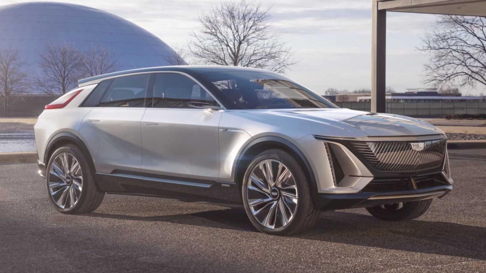Style Cadillac Suv 2022