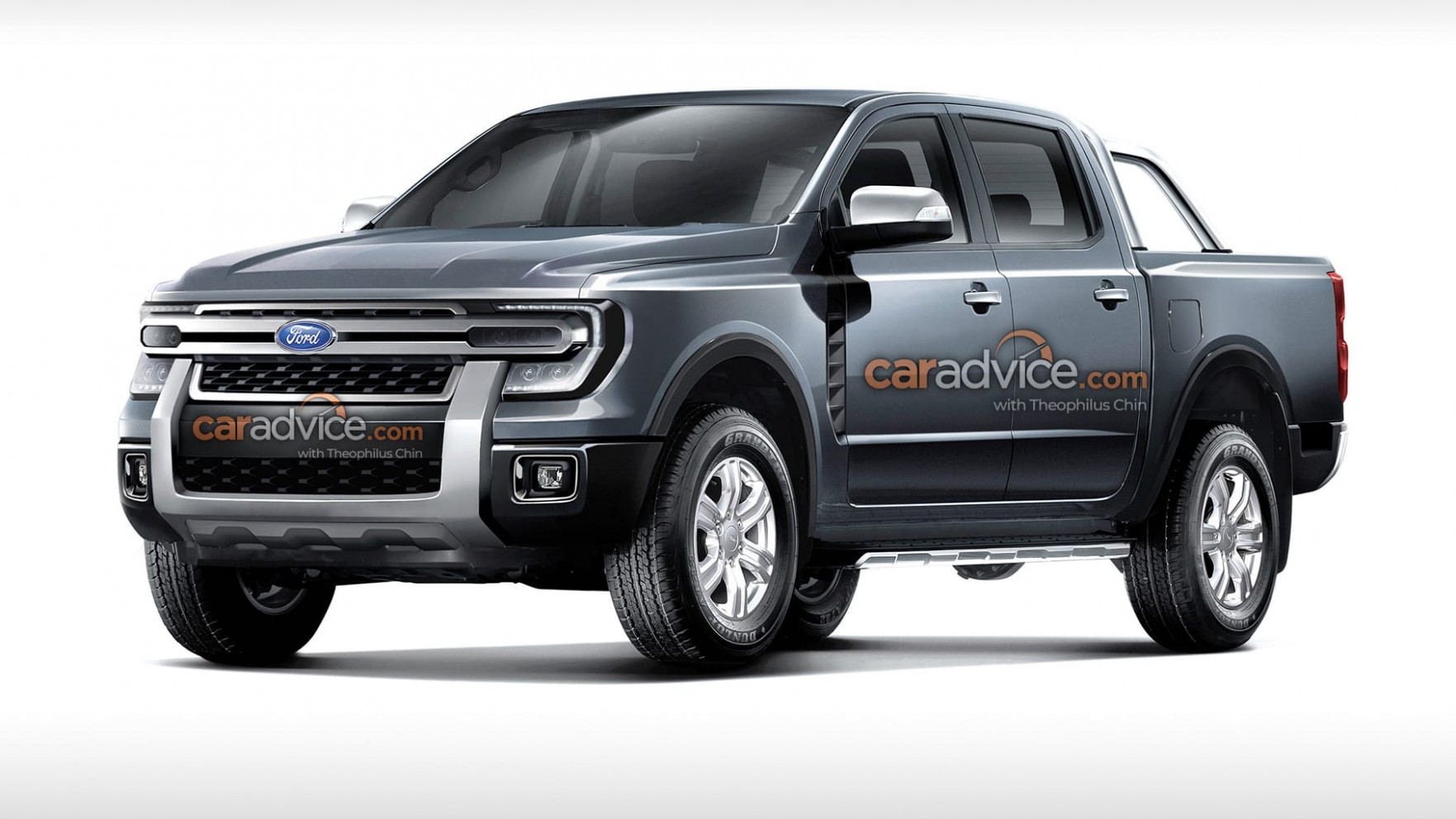 Exterior and Interior Ford Ranger 2022