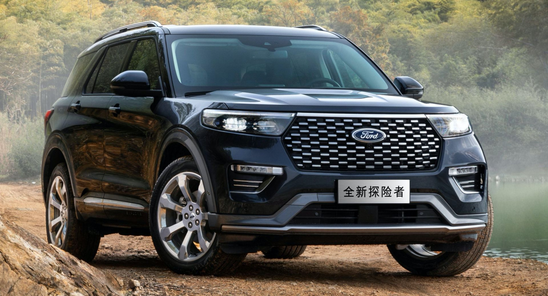 Pictures Ford Usa Explorer 2022
