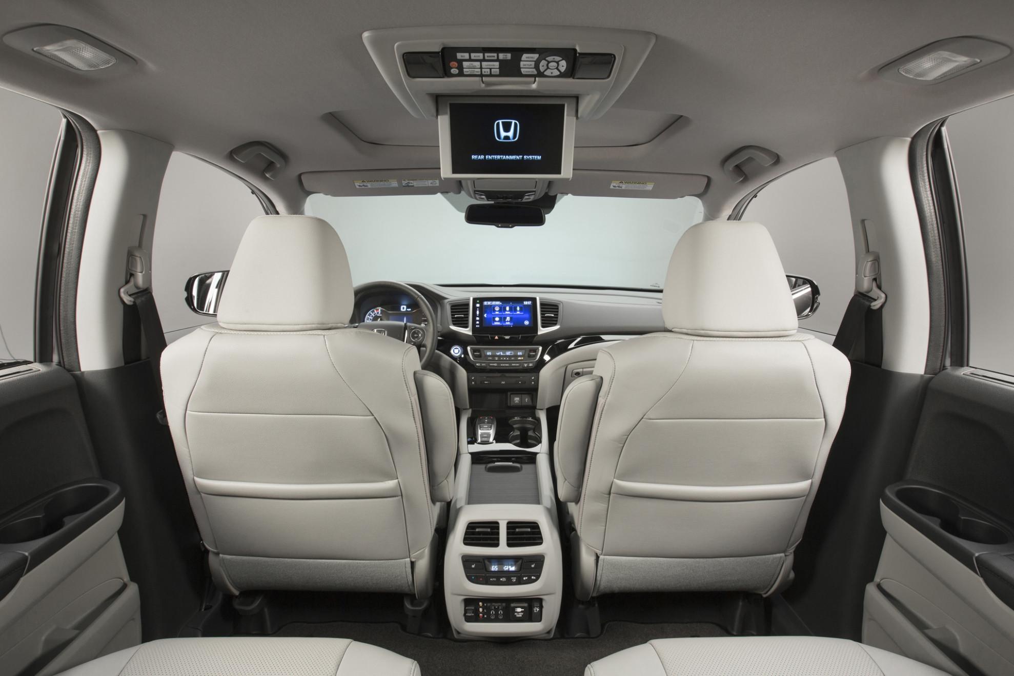 Performance Honda Pilot 2022 Interior