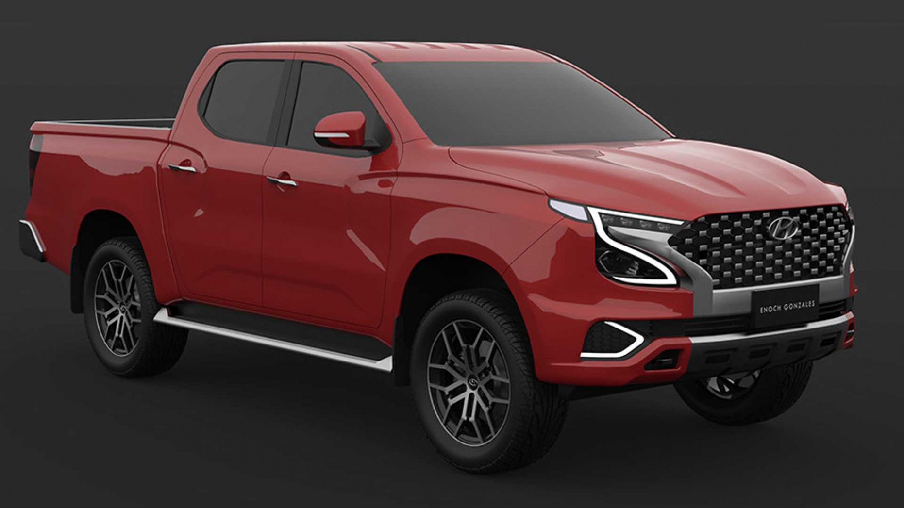 Speed Test Hyundai Pickup Truck 2022
