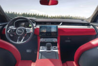 performance jaguar f pace 2022 model