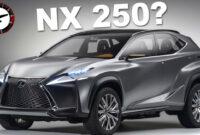 performance lexus nx 2022 model