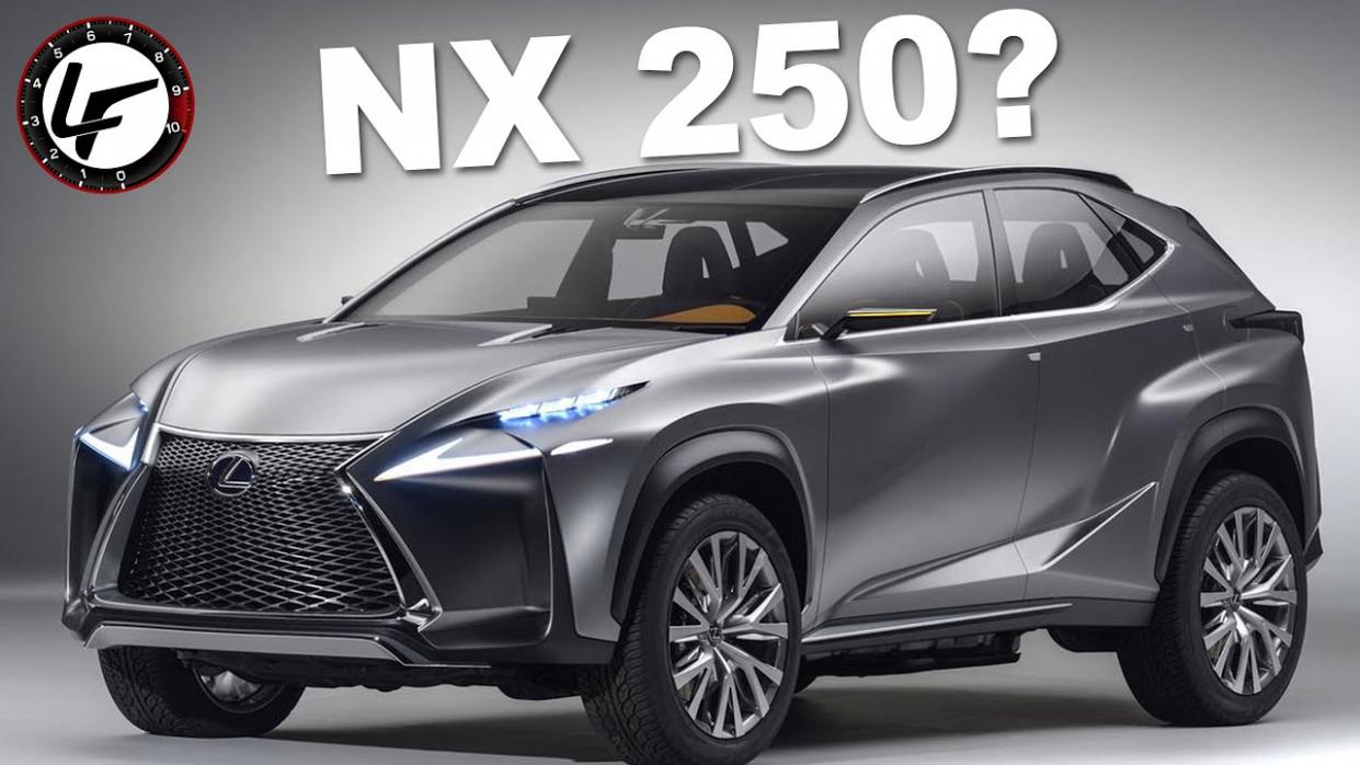 New Concept Lexus Nx 2022 Model