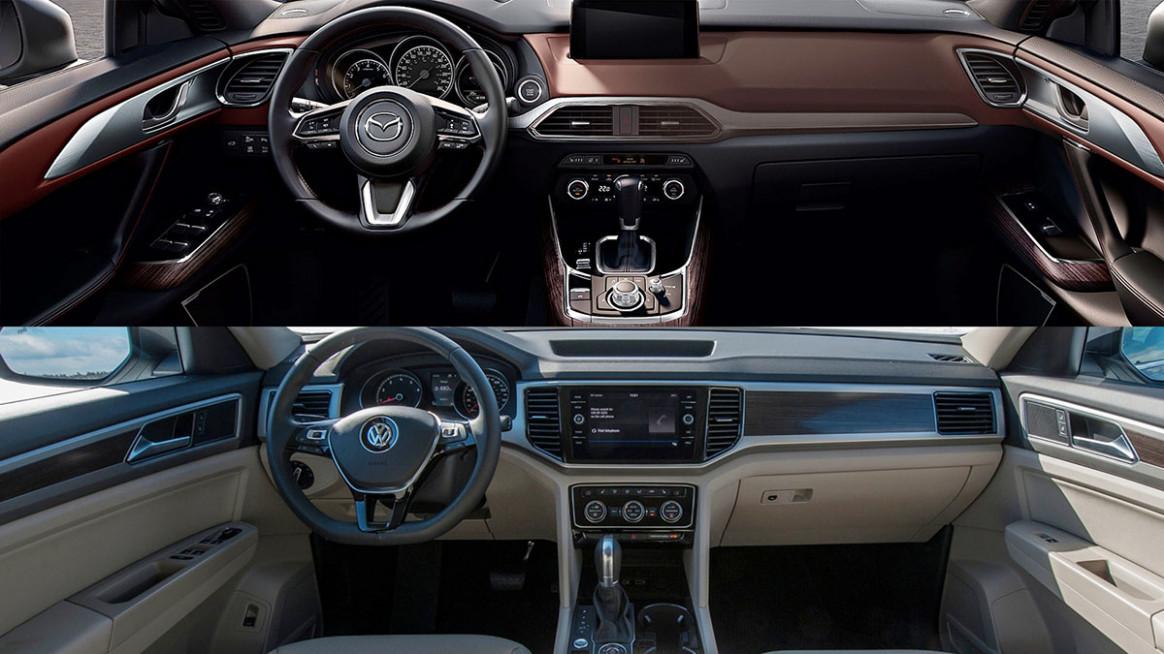Prices Mazda Cx 9 2022 Interior