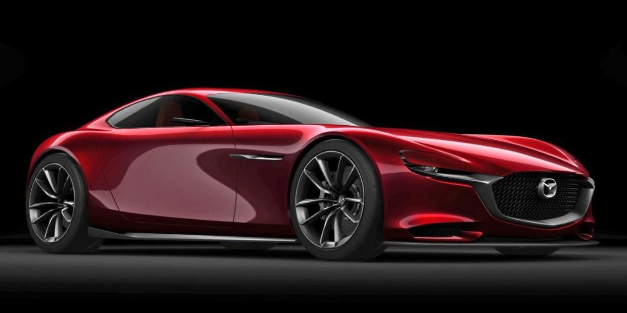 Exterior Mazda Electric Car 2022
