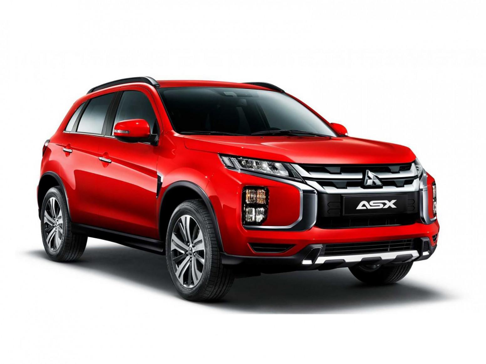 Release Date Mitsubishi Asx