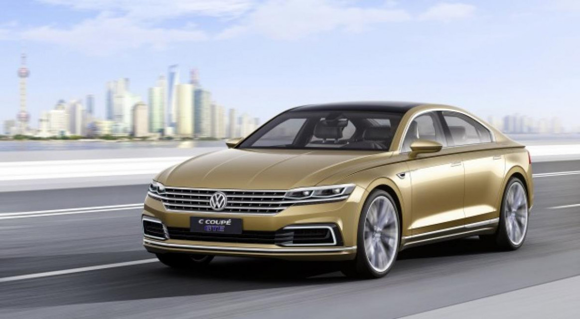 Release Date and Concept Next Generation Vw Cc