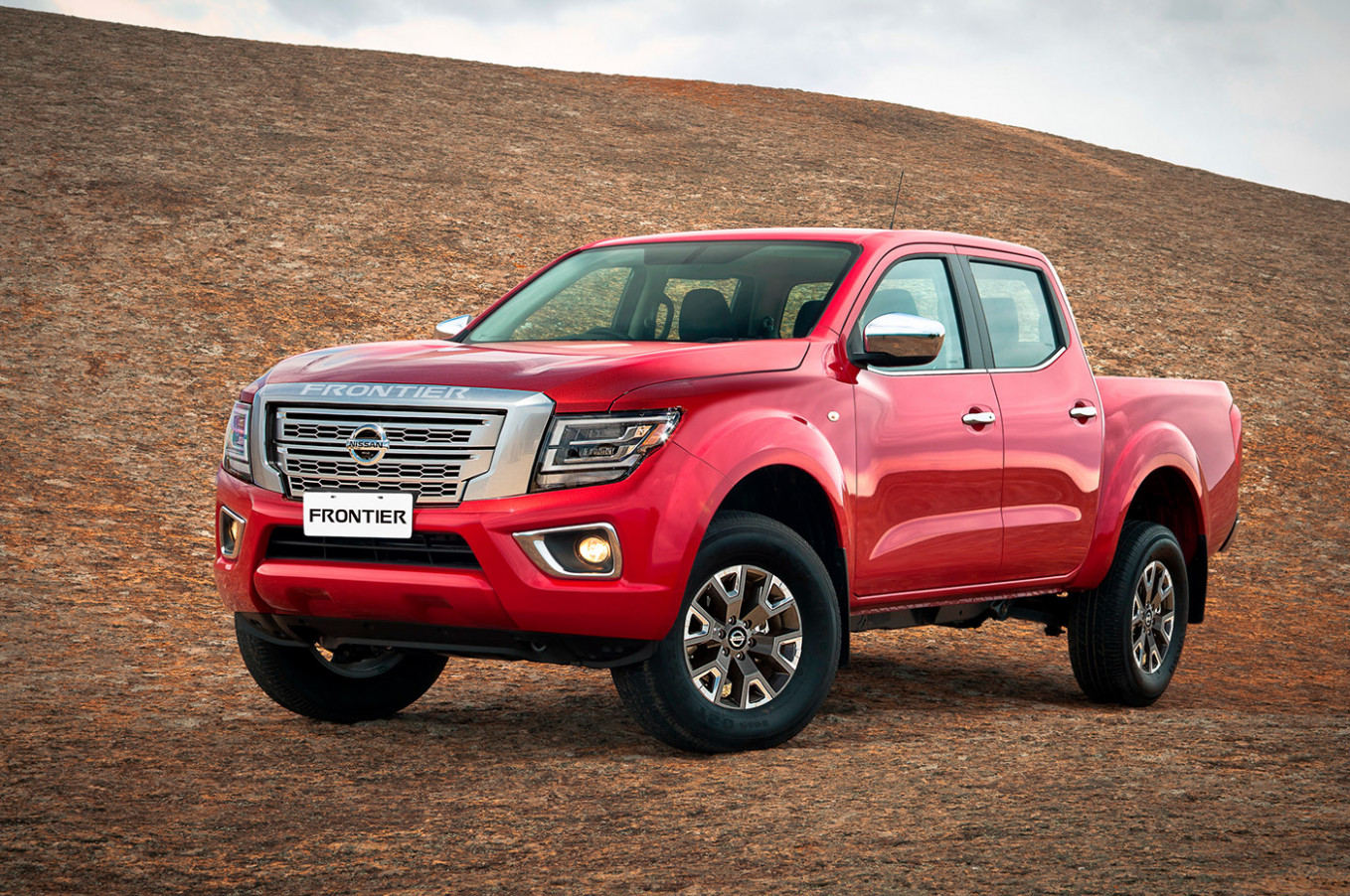 New Concept Nissan Frontier 2022 Release Date