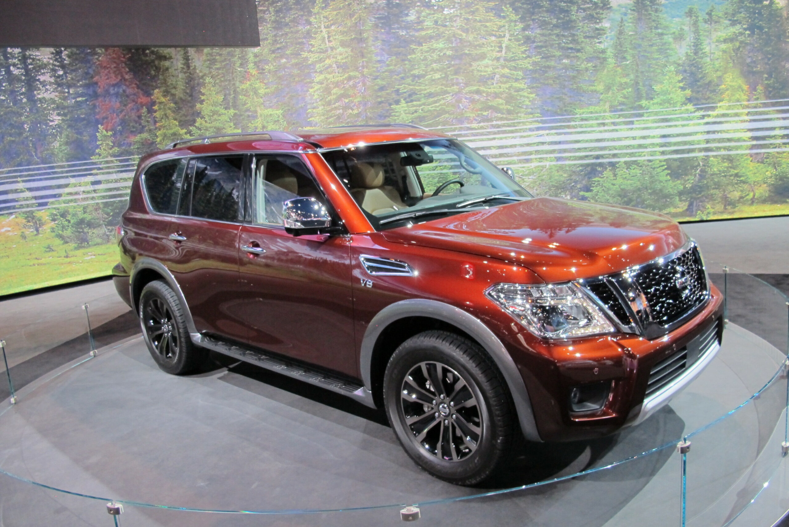 Review Nissan Patrol 2022 Redesign