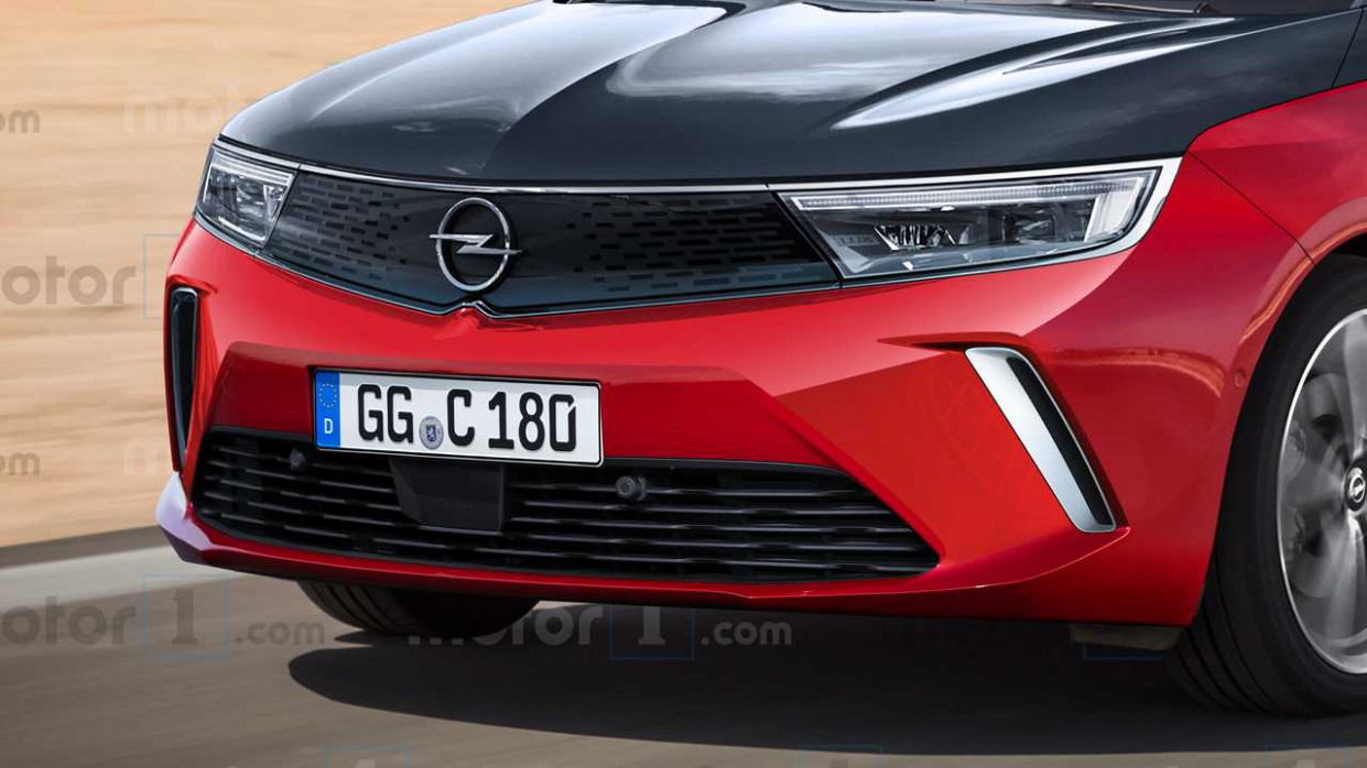 Release Date and Concept Opel Astra Kombi 2022