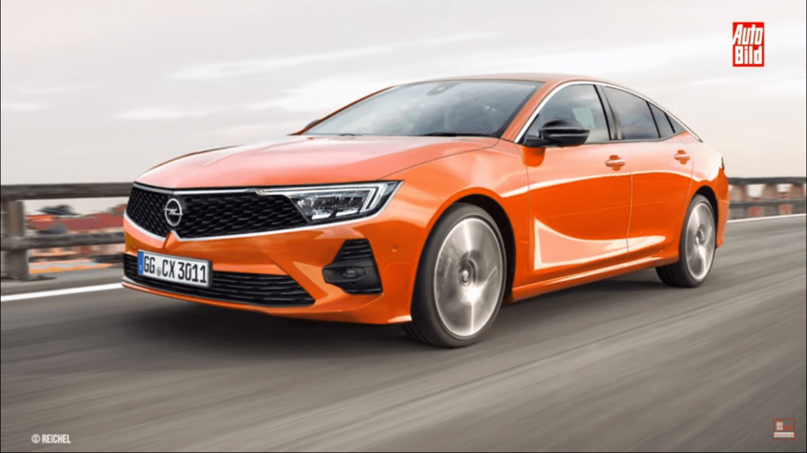 Concept Opel Indignia 2022