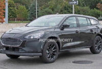 performance spy shots ford fusion