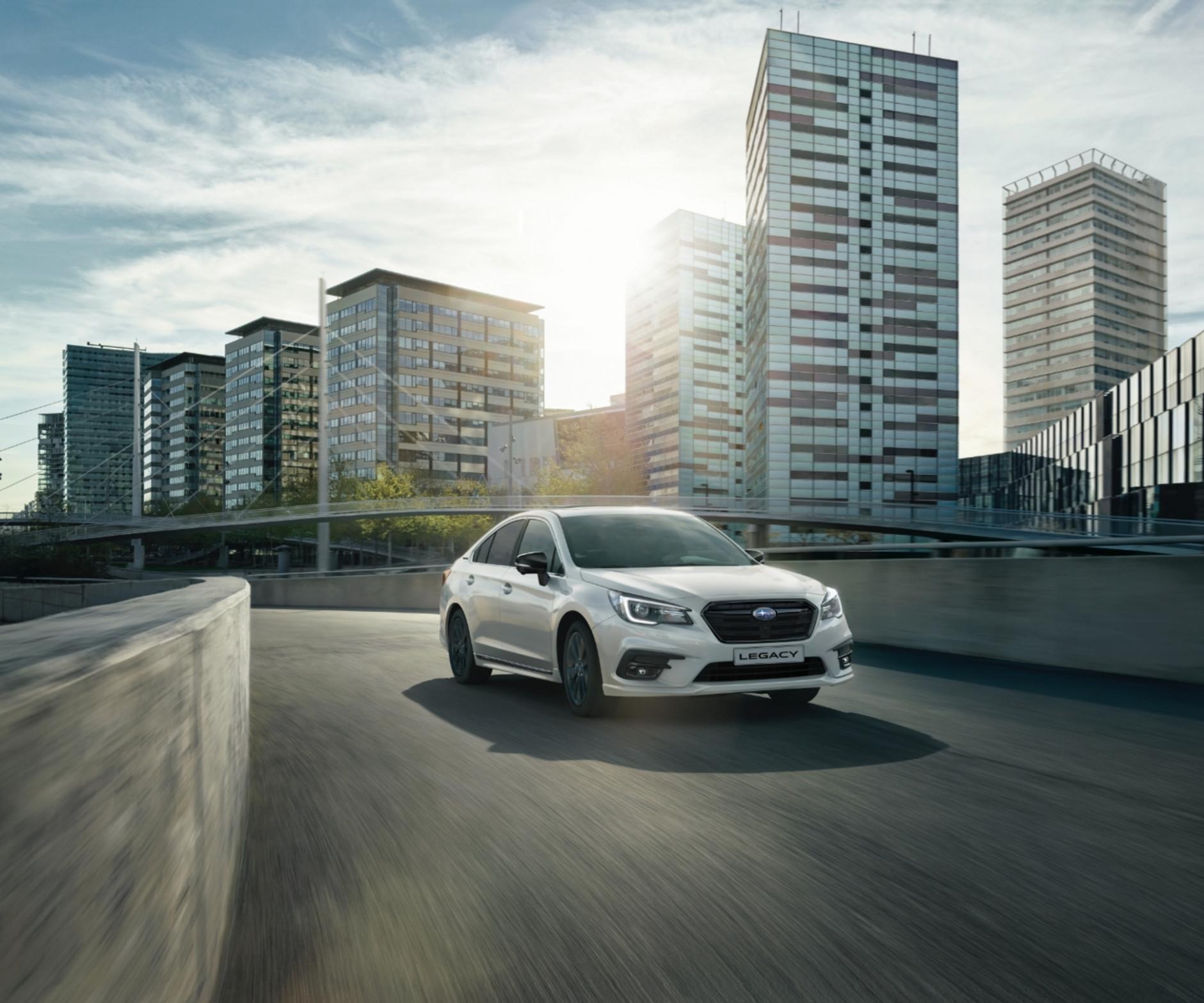 Research New Subaru New Legacy 2022