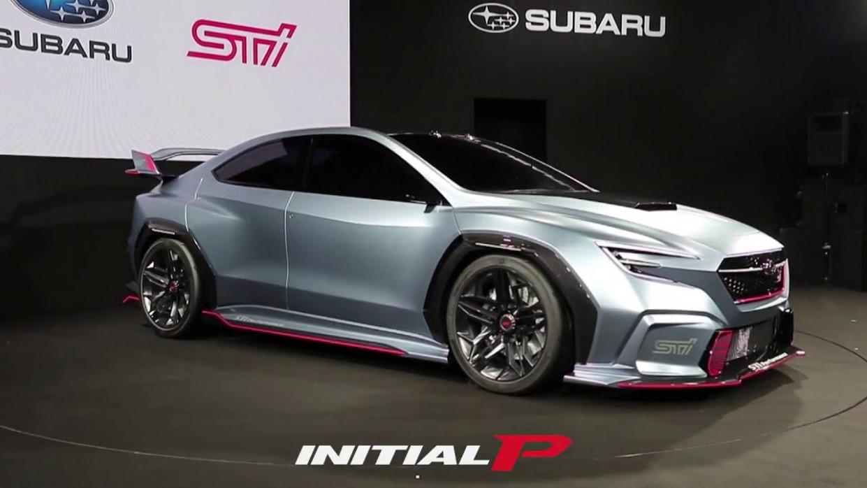 Specs Subaru Wrx Sti 2022