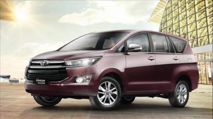 Research New Toyota Innova 2022 Model