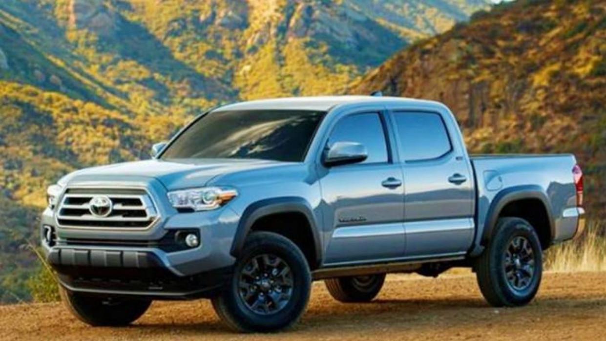 Prices Toyota Tacoma 2022 Redesign