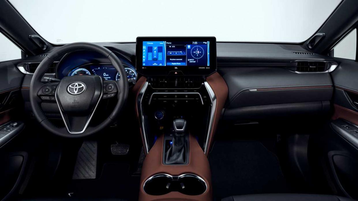 Spesification Toyota Venza 2022