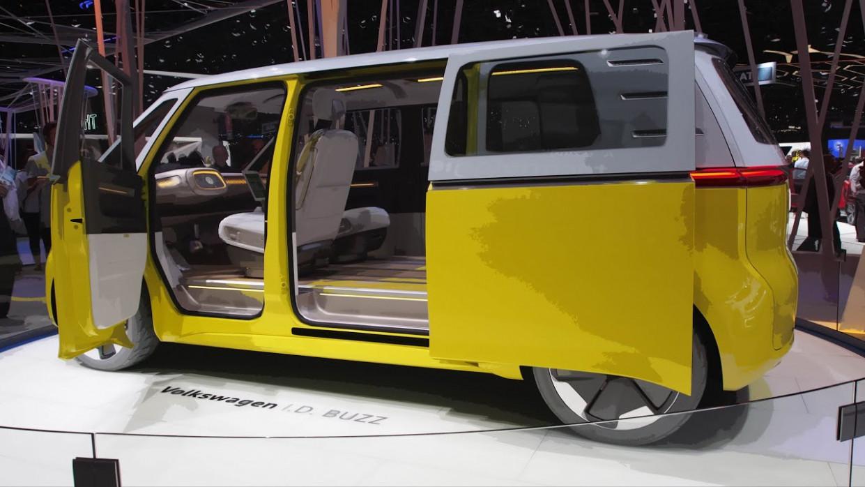 Exterior and Interior Volkswagen Bus 2022 Price