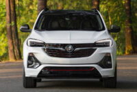 performance when does the 2022 buick encore come out