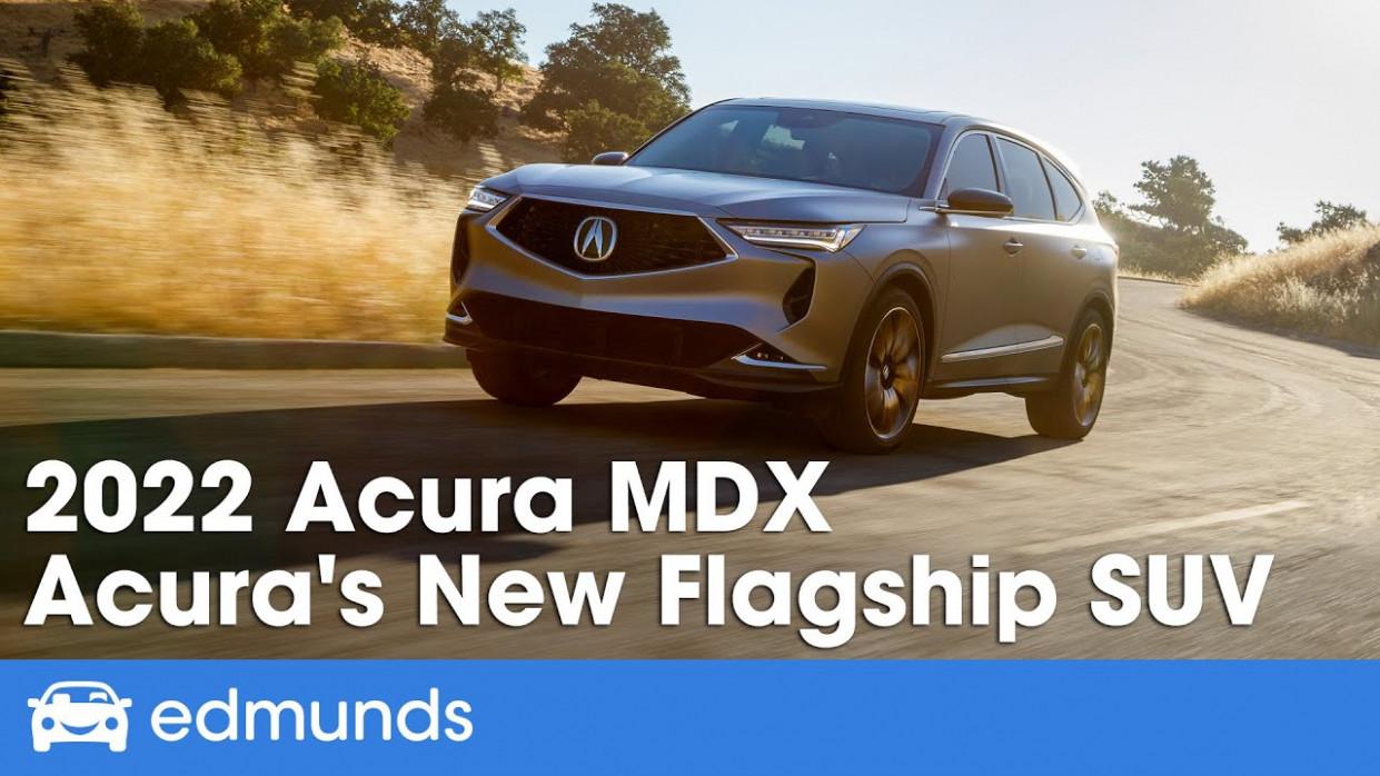Picture 2022 Acura Mdx Ny Auto Show