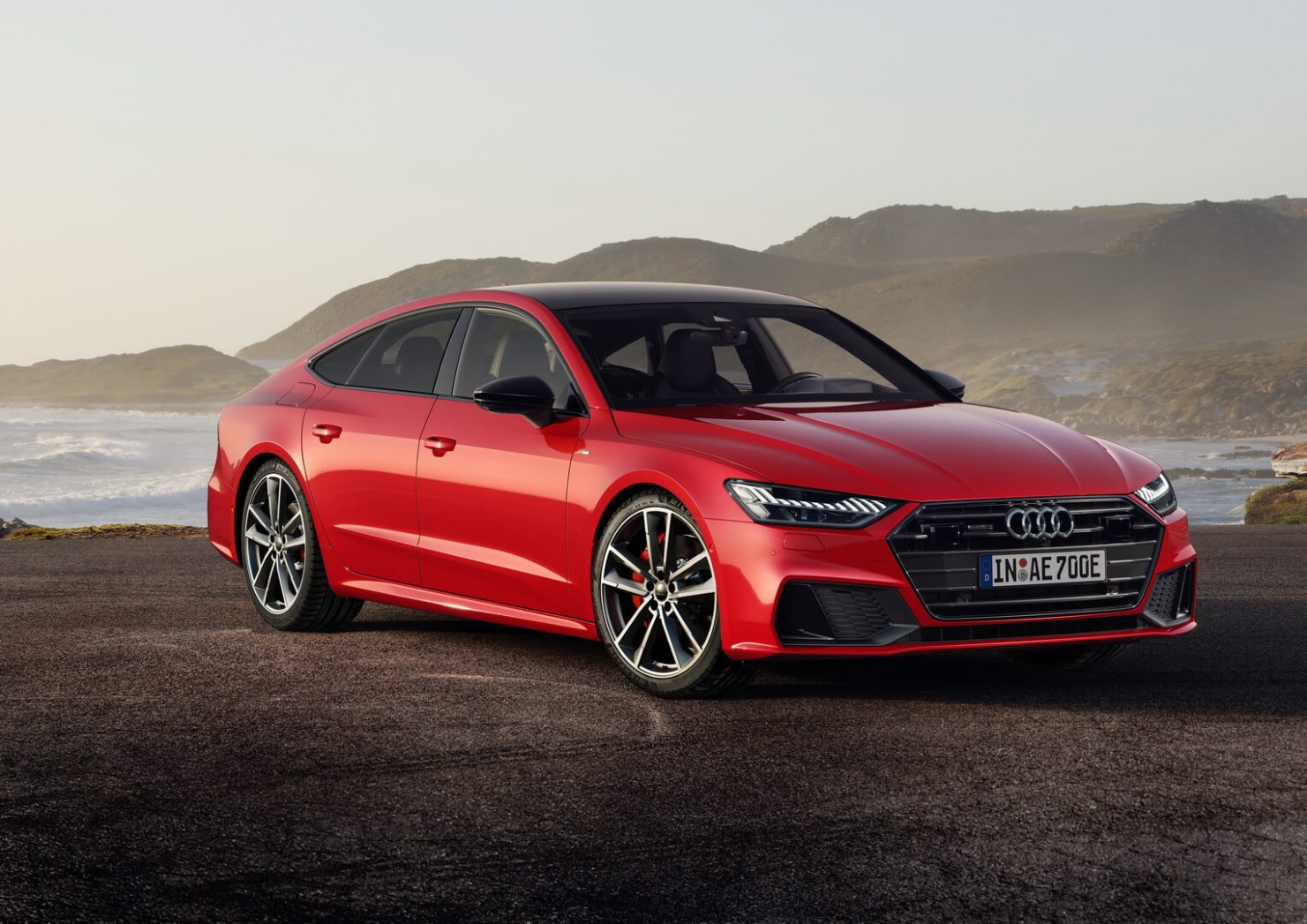 Rumors 2022 Audi A7