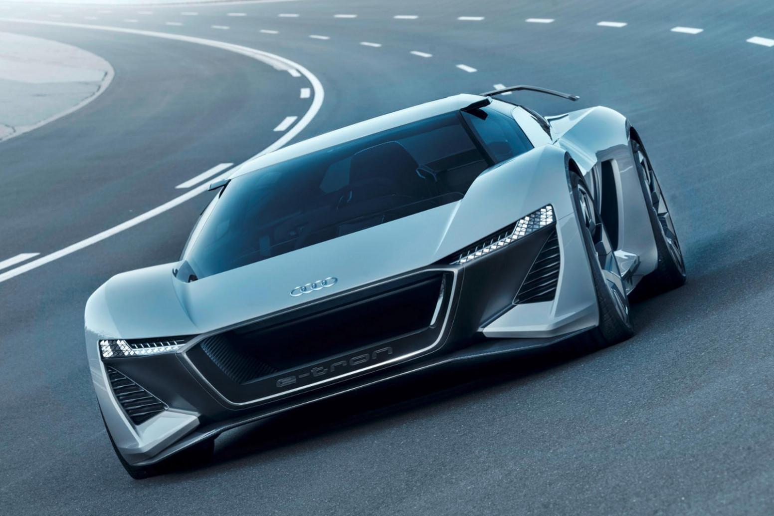 Release 2022 Audi R8 E Tron