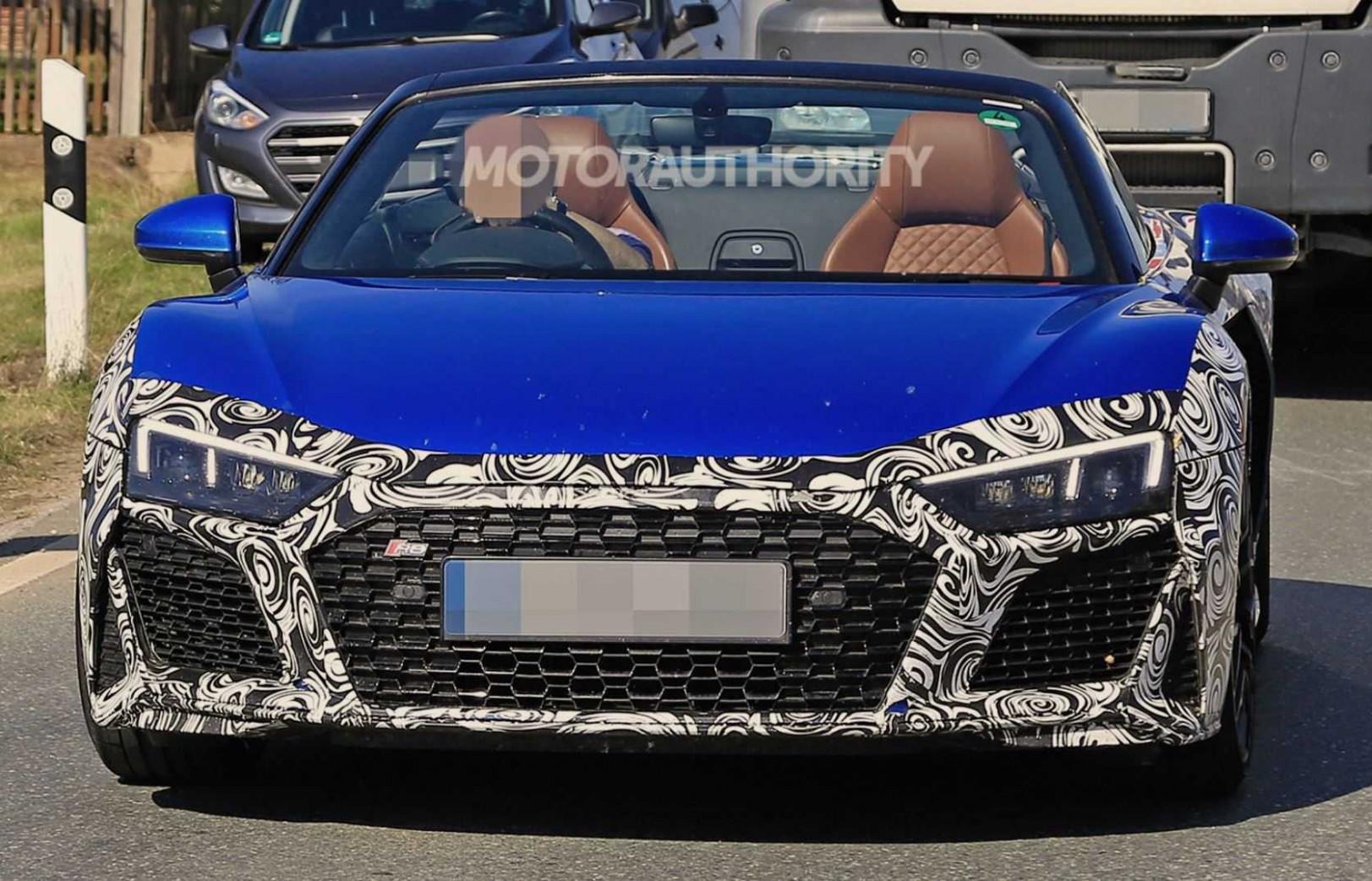 Photos 2022 Audi R8 V10 Spyder