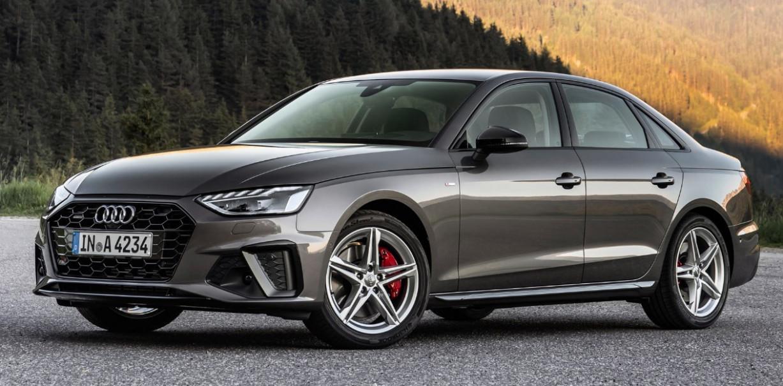 Engine 2022 Audi S4