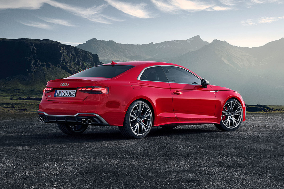 Ratings 2022 Audi S5 Cabriolet
