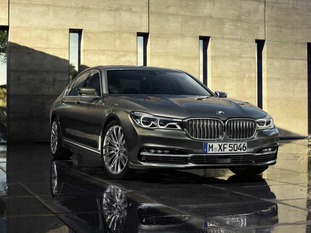 Picture 2022 BMW 7 Series Perfection New