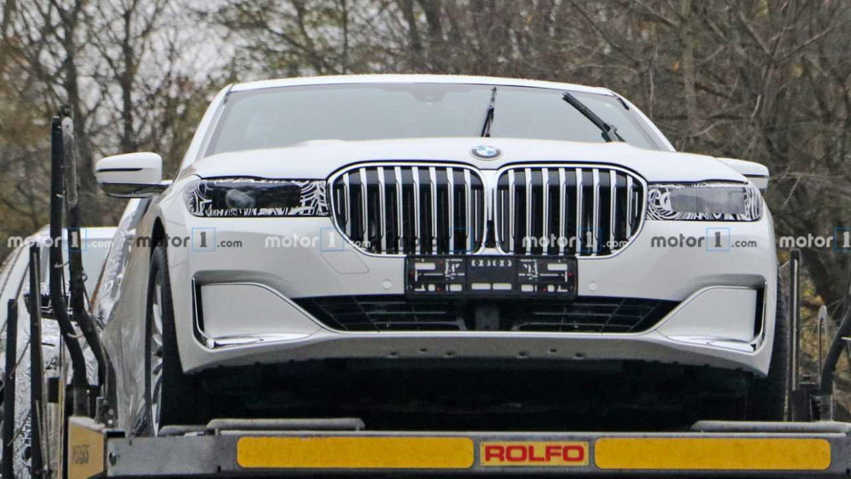 Release Date and Concept 2022 BMW 750Li