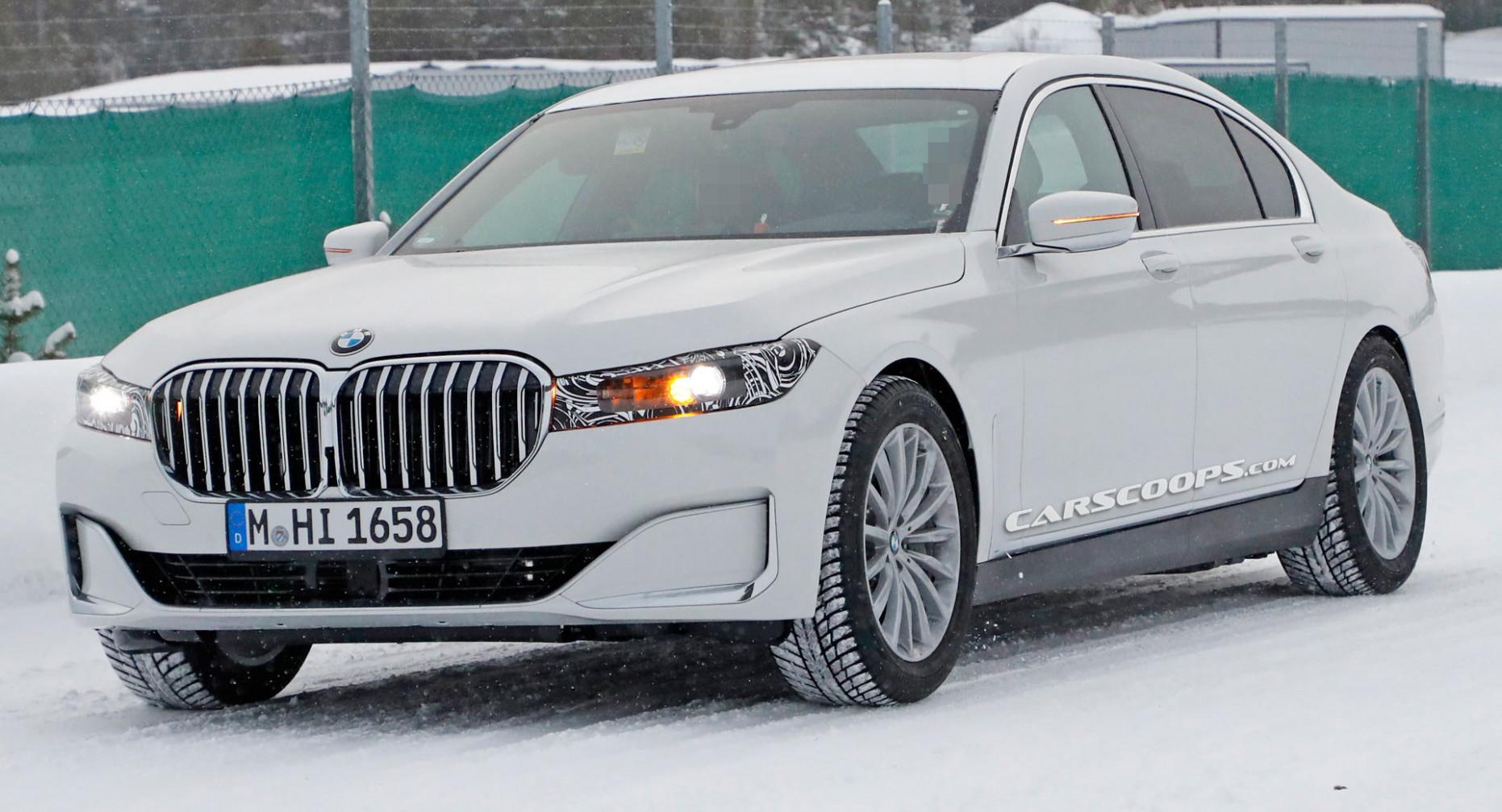 Rumors 2022 BMW 750Li