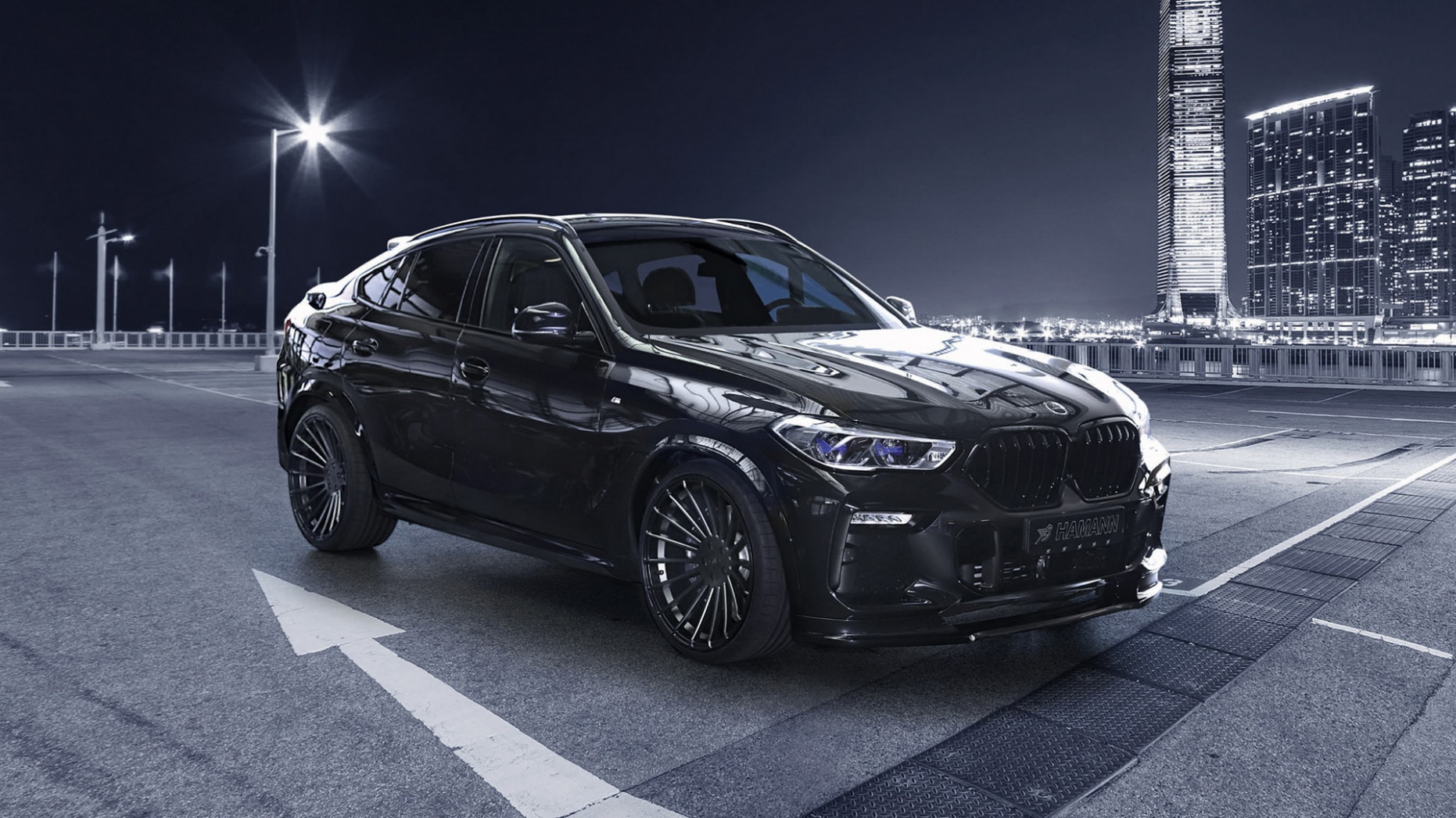 Concept 2022 BMW X6