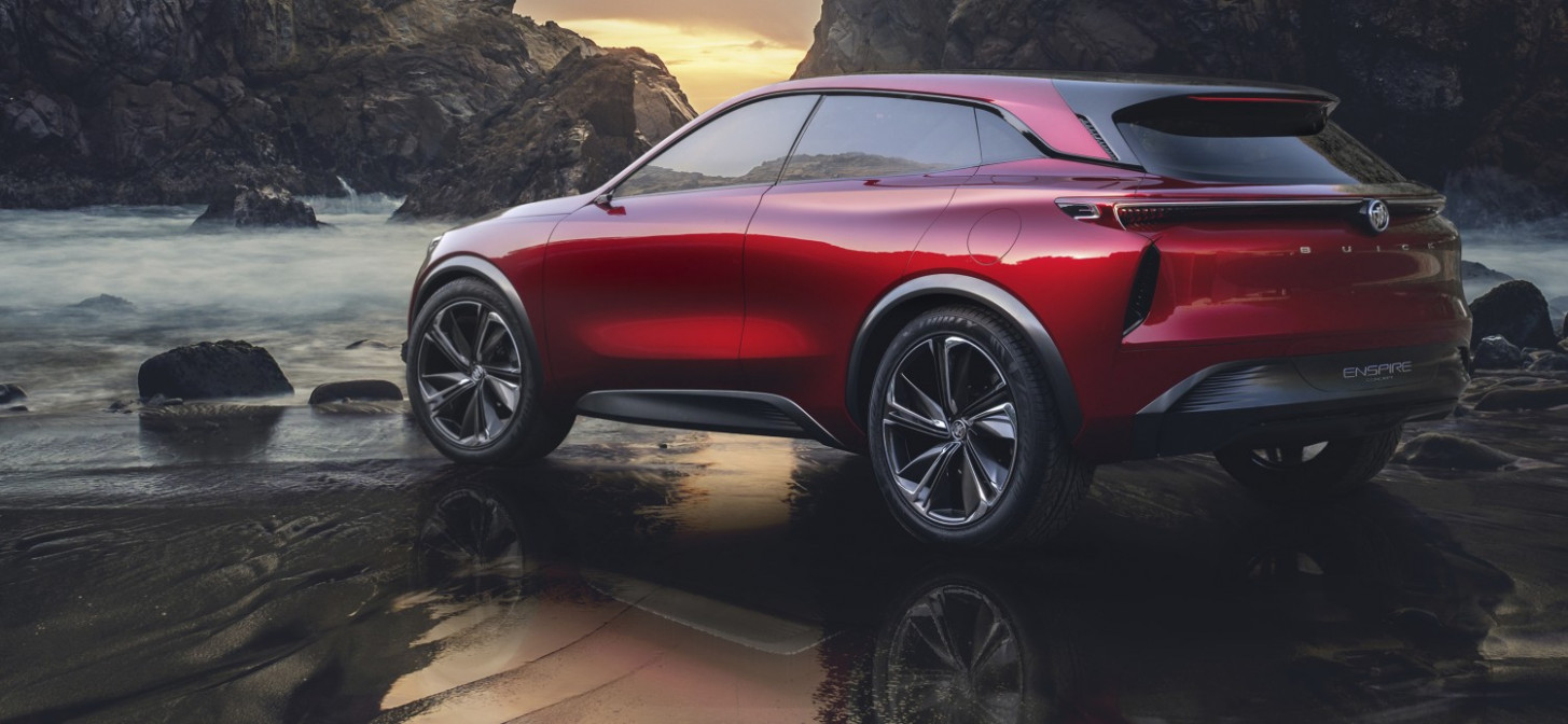 Model 2022 Buick Enspire