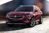 photos 2022 buick envision colors