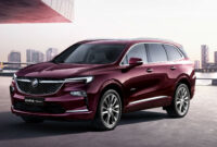 Price and Release date 2022 Buick Envision Colors