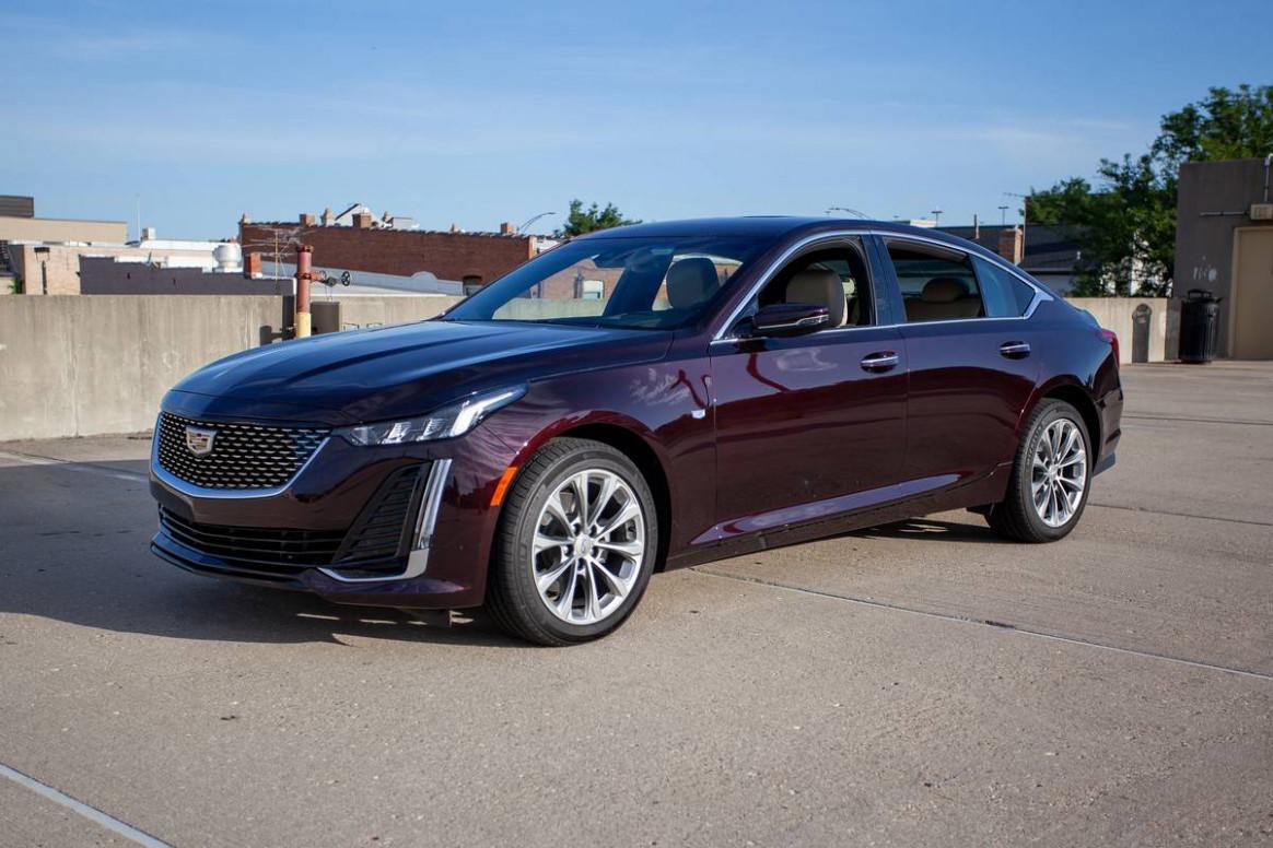 Pricing 2022 Cadillac Ct5 Mpg