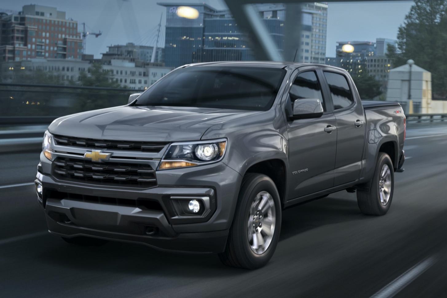 Price and Review 2022 Chevrolet Colorado